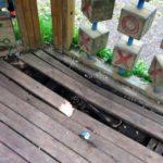 Parco Manaresi colpito dai vandali