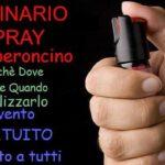 Seminario Spray al Peperoncino