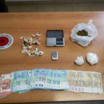 Arrestati due giovani spacciatori apriliani