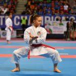 Carolina Amato stupisce tutti ai Campionati Italiani di karate