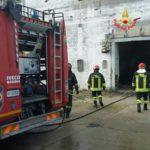 Ex dogana: nuovamente avvolta dalle fiamme
