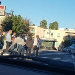 Incidente a Piazza della Repubblica: lievi ferite per i conducenti coinvolti
