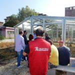 La serra fotovoltaica di Aprilia apre le porte al pubblico