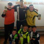 Primo anno di allenamento per i portieri dell'Asd Esercito Calcio Aprilia