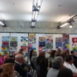 Arte in classe: i temi dell'attualità esposti in forma artistica