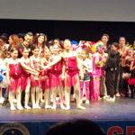 La palestra A.S.K.S. al Campionato Nazionale di Danza CSEN