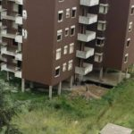 Continua l'occupazione dei palazzi della ex Canebi