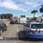 Ancora code sulla Pontina: traffico verso Roma