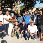Inaugurato dal Consigliere La Pegna il monumento a Falcone e Borsellino