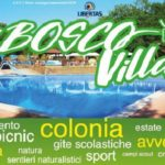 Baby Club e Bosco Village per la colonia estiva 2017