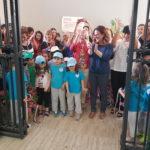 Inaugurata oggi la mostra a cura dell'Istituto Comprensivo Antonio Gramsci