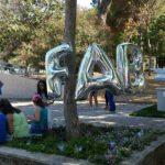 Continua la Festa dei bambini al parco Falcone e Borsellino