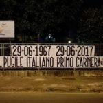 L'omaggio di CasaPound a Primo Carnera