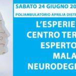 Malattie neurodegenerative: sabato mattina il convegno alla ASL