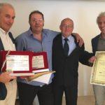 Giornata Mondiale Donatori di Sangue: premiati due volontari apriliani