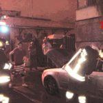 Auto a fuoco nella notte: ancora sconosciute le cause