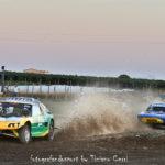 Ragazzi e piloti professionisti protagonisti delle sfide sulla pista di Autocross a Campoverde