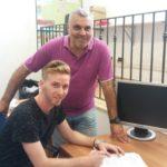 Ritorno in casa Aprilia Calcio: Daniele Bosi torna in bianco-celeste