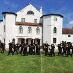 La Fanfara dei Bersaglieri dà lustro alla città di Aprilia anche in Danimarca