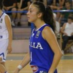 L'apriliana Giorgia Bovenzi pronta per gli Europei Under 16