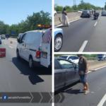 Incidente al km 17 della Pontina: problemi in direzione sud