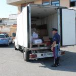 Intercettato dalla Polizia Stradale un carico di alimenti avariati
