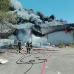 Ancora da chiarire le cause dell'incendio a Campoverde
