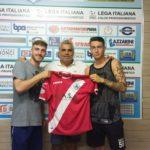 Due nuovi arrivi in casa Aprilia Calcio
