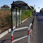 Atti vandalici alle fermate dei bus, le riparazioni delle pensiline costeranno 4.000 €