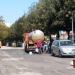 L'autobotte del Comune girerà per i quartieri della città