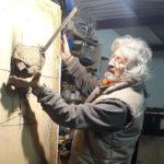 San Felice Circeo onora Ceccarelli con un'opera dell'artista apriliano Colagrossi