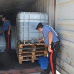50.000 litri di carburante rubato rinvenuti a Campoverde