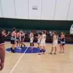 Vittoria netta della Virtus Basket Femminile in Coppa Lazio
