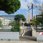 Piazza Roma blindata in vista della festa di San Michele