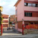 """Rete anti intrusione e sistema anti appoggio volatili alla scuola """"Morante"""""""