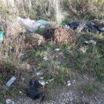 Continua l'abbandono selvaggio dei rifiuti
