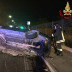 Incidente sulla Nettunense: tre feriti