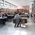Prima apertura della biblioteca comunale di sabato mattina