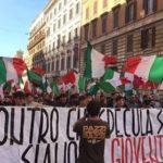 Il Blocco Studentesco manifesta in tutta Italia contro il progetto Scuola-Lavoro