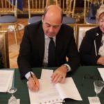 """Firmato in Regione il patto """"Lazio Sicuro"""""""