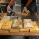 Maxi-operazione antidroga: 19 arresti e 500 kg di droga sequestrati