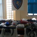 Fermato 46enne di Aprilia con abiti contraffatti