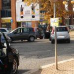 Incidente in Via Mascagni, traffico in difficoltà