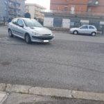 Incidente a Via Monteverdi, due le auto coinvolte