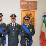 Il Maggiore Francesco Calimero nuovo Comandante del Nucleo PT di Latina