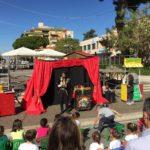Usato, artigianato e spettacoli per bambini: ancora un pienone per il mercatino