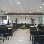 Domani celebrazioni per l'Inaugurazione della città nella nuova Aula Consiliare