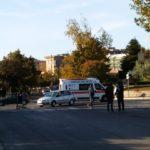 Ciclista investito a Via Toscanini in condizioni non gravi