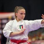 Ancora una medaglia mondiale per l'apriliana Carolina Amato