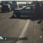 Incidente sulla Pontina, chiusa la corsia destra da Via del Commercio